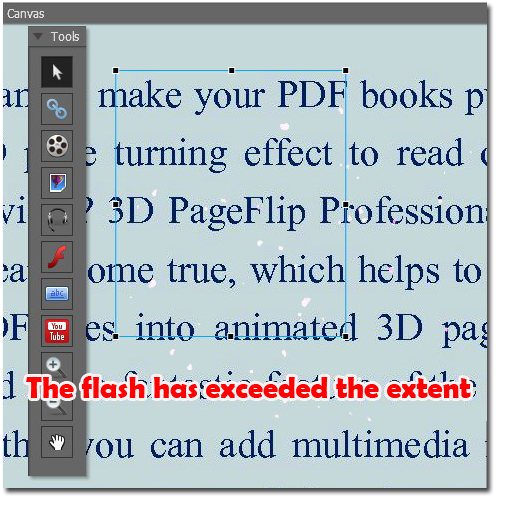 Flash Problems Occur In 3d Pageflip Pro About Adding Flash To Flip Book Pages