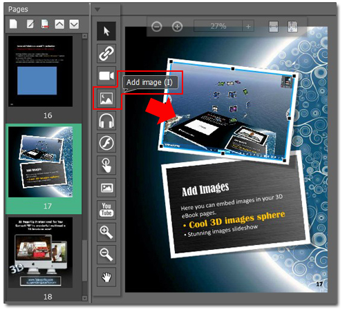 electronic brochure software
