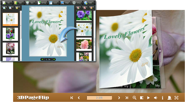 Good Helper For Photographers To Create Cool Digital Albums