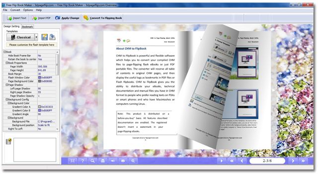 flip book maker free  software