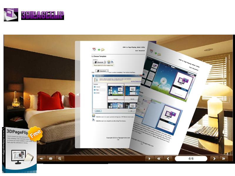 Windows 7 3DPageFlip Free Online Flipbook Creator 1.0 full