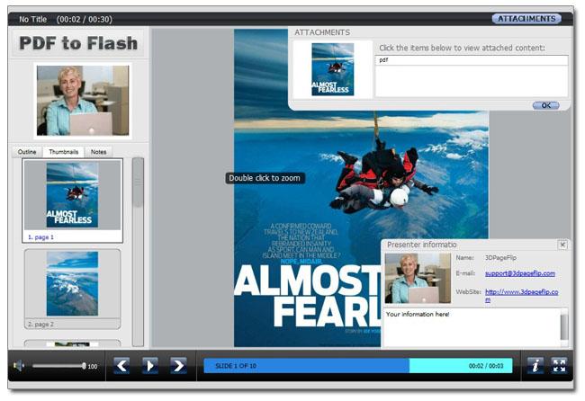 PDF TO FLASH MAGAZINE EPUB