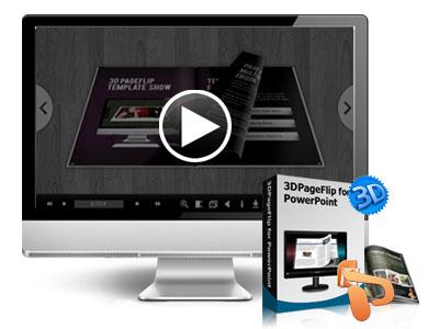 3D Page Flip Software
