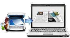 Flash flip book software, scan PDF to 3D PageFlip book