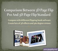 Comparison with Different Page Flipping Book Maker