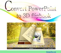 Convert Powerpoint to Flipbook